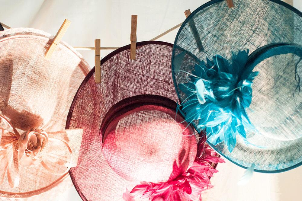 cappello da cerimonia charme canaris galatina lecce