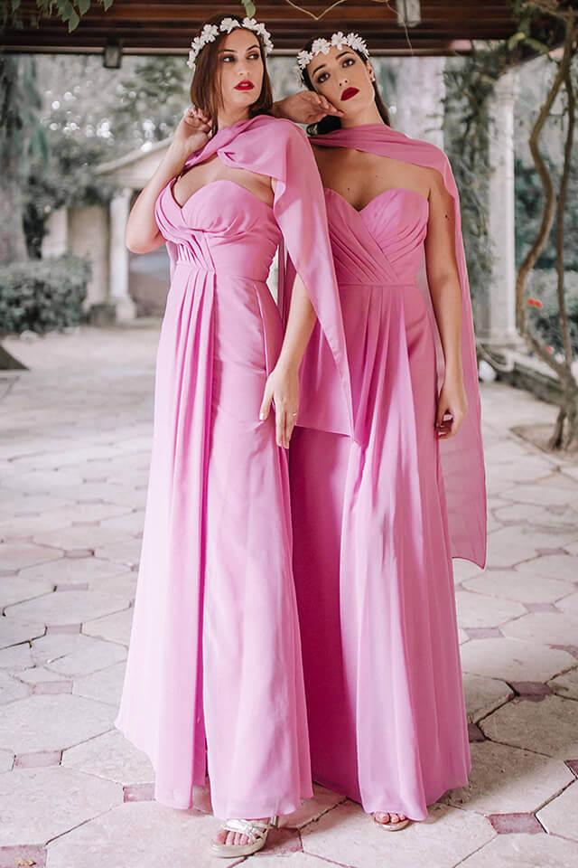 lecce galatina salento abito damigelle d'onore donne charme canaris