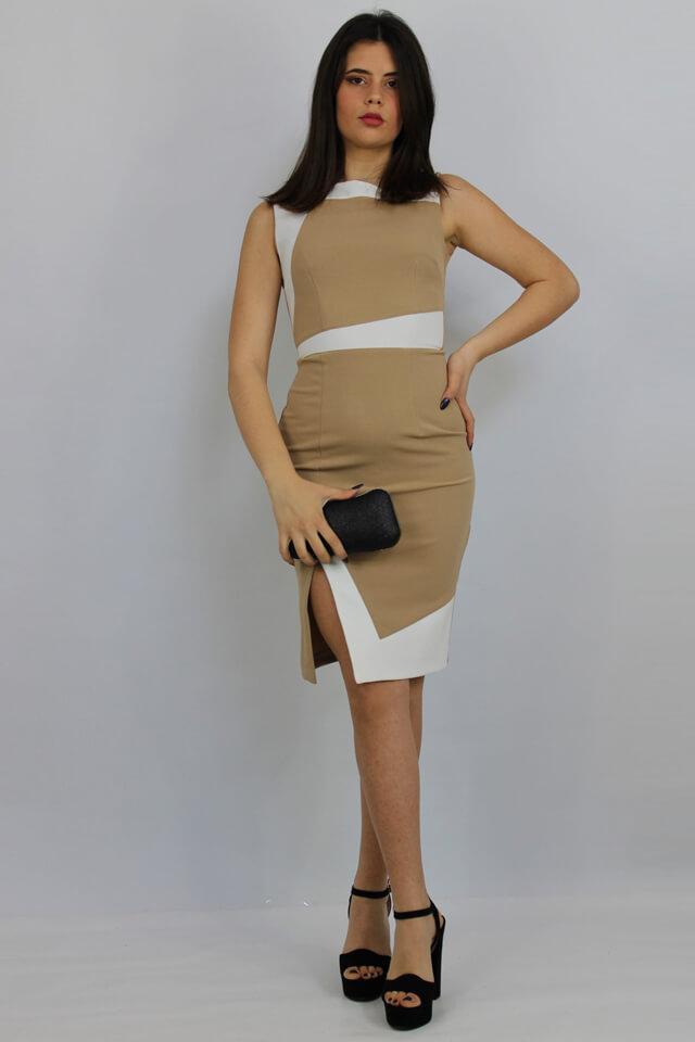 abiti-donna-marrone-bianco-stile-casual-salento-galatina-lecce-charme-canaris