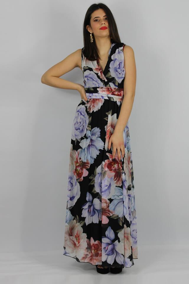 abito-fiori-stile-casual-lecce-galatina-salento-nero-donna-donne-charme-canaris