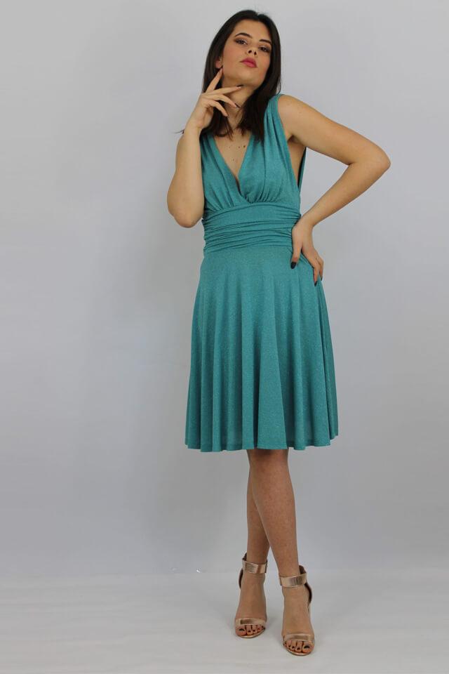 abito-stile-casual-verde-donna-vestito-elegante-galatina-lecce-charme-canaris-salento