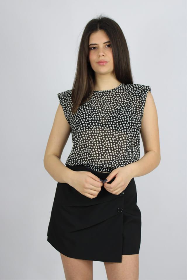 blusa-a-pois-donna-salento-galatina-vestito-lecce-charme-canaris-stile-casual