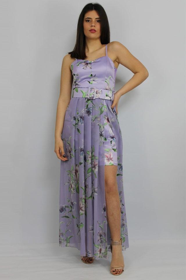 lecce-charme-canaris-salento-abito-stile-casual-donna-viola-fiori