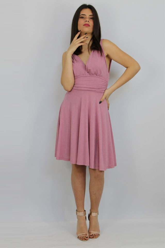 rosa-abito-stile-casual-donne-galatina-lecce-salento-charme-canaris
