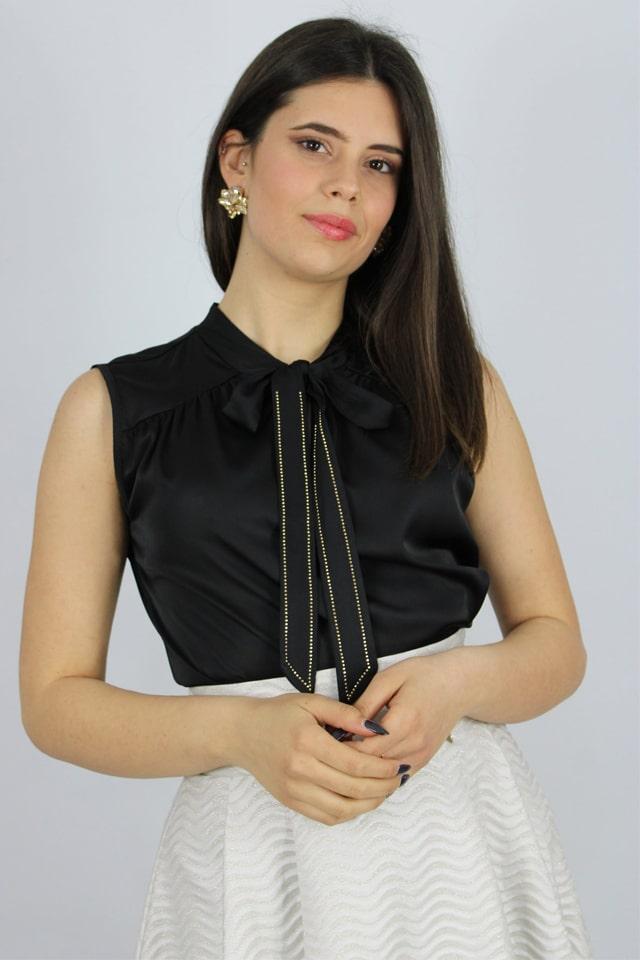 stile-casual-abito-donna-charme-canaris-galatina-salento-elegante-lecce-nero