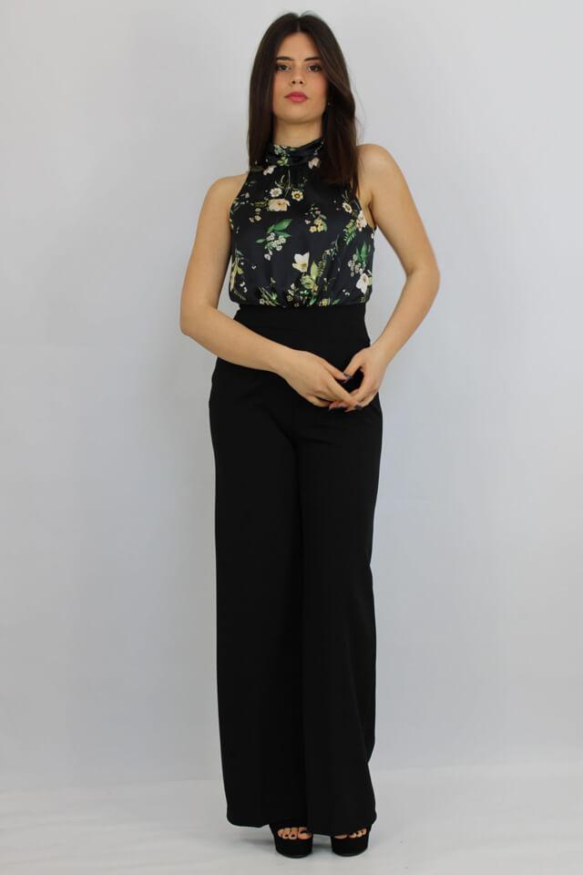 stile-casual-blusa-charme-canaris-fiori-nero-donna-galatina-lecce-salento-scaled