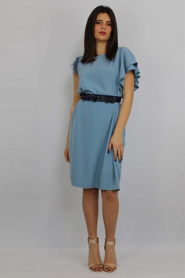 stile-casual-donna-abito-celeste-azzuro-salento-lecce-galatina-charme-canaris